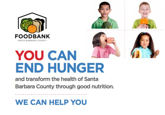 You can end hunger