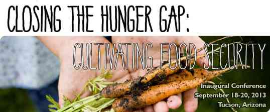 Sign up now at thehungergap.org