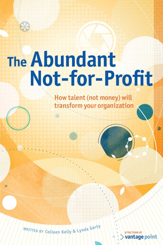 The Book 'The Abundant Not for Profit' which features a chapter devoted to a case study on our work.