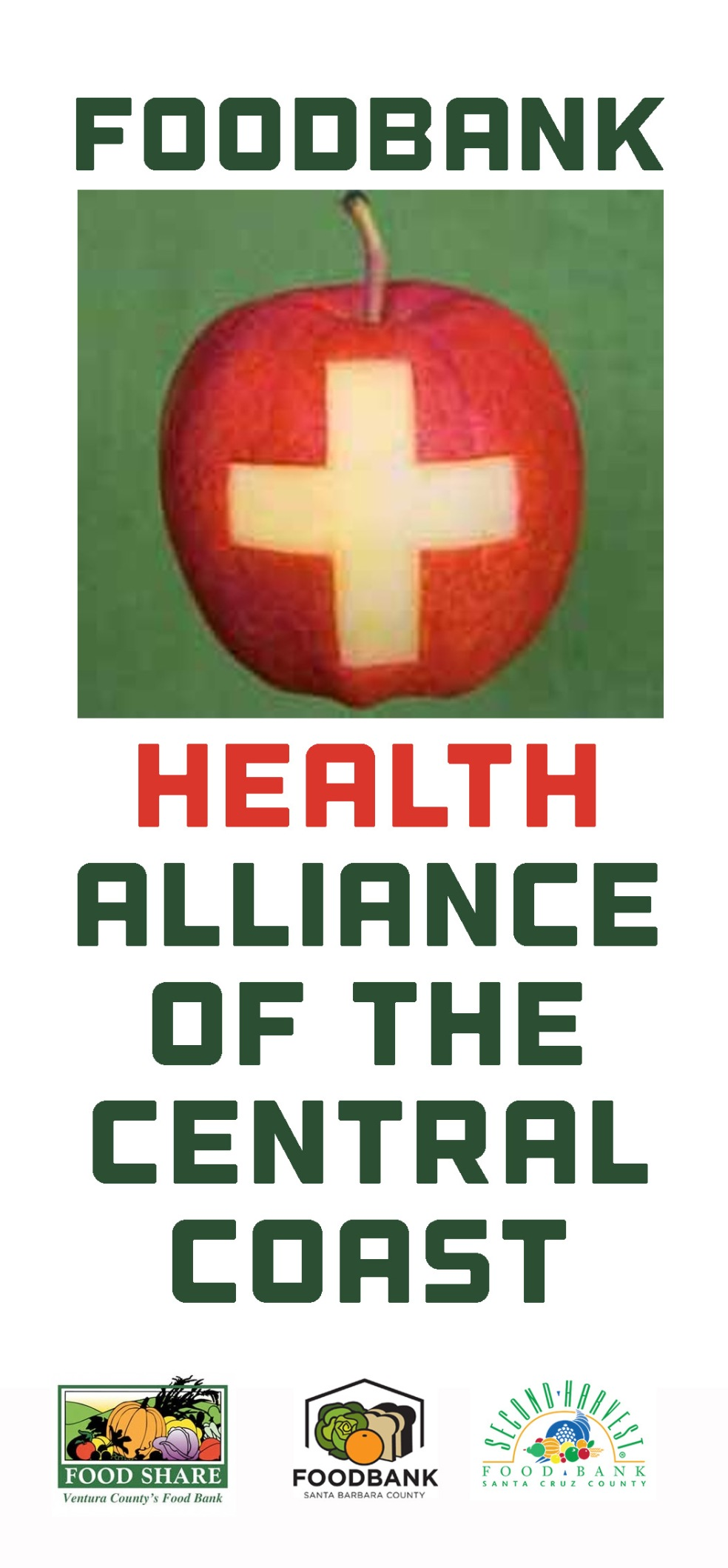Foodbank Health Alliance of the Central Coast logo